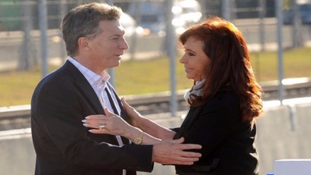 Argentina: CFK estará ausente en la toma de mando de Mauricio Macri