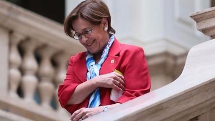 Susana Villarán renunció a Fuerza Social