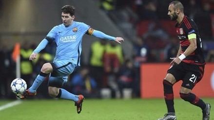 Barcelona igualó 1-1 con Bayer Leverkusen en la Champions League (VIDEO)