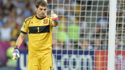Champions League: Iker Casillas se coronó como el jugador con más partidos