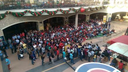 Arequipeños celebran pase a la final del Melgar FBC