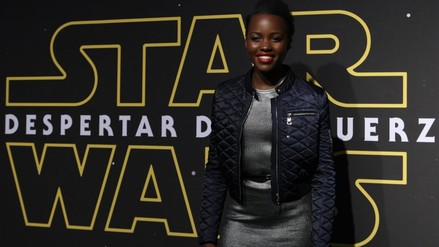 Star Wars: Lupita Nyong'o promocionó en México nuevo filme