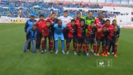 Real Garcilaso vs. Melgar: Jhoel Herrera posó con arequipeños en la foto oficial