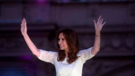 Argentina: Multitudinario adiós a CFK de los militantes K en Plaza de Mayo