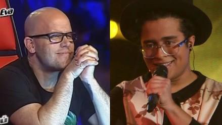 La Voz Perú: concursante canta mejor que Prince Royce según Gian Marco