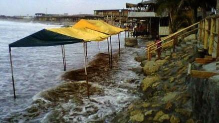 Exhortan a regiones del litoral adoptar medidas ante oleajes