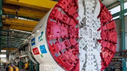 Nuevas tuneladoras agilizarán construcción de Línea 2 del Metro