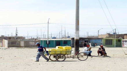 Asentamiento humano continúa sin abastecimiento de agua