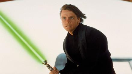 Con este tráiler se promocionó Star Wars por primera vez
