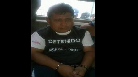 Chiclayo: Policía detiene a sujeto sindicado de integrar red delictiva