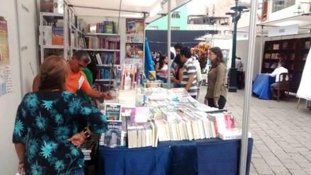 Feria del Libro de Trujillo fue inaugurada con escenificación mochica