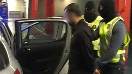 España: detienen a supuesto yihadista reclamado por EEUU