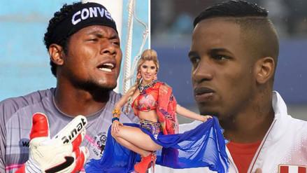 Jefferson Farfán: Juan Flores criticó la apariencia de Yahaira Plasencia (VIDEO)