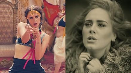 Youtube: los videos musicales más populares de 2015