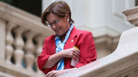 Susana Villarán anunció que participará en las elecciones del 2016