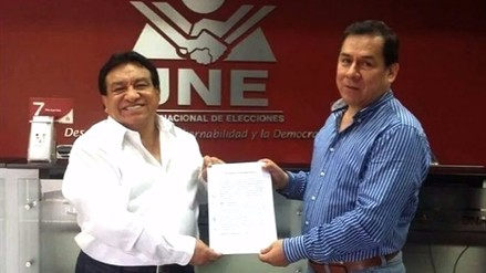 Solidaridad Nacional firmó alianza con Unión por el Perú