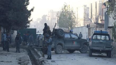 Kabul: 9 muertos en ataque cerca a embajada de España