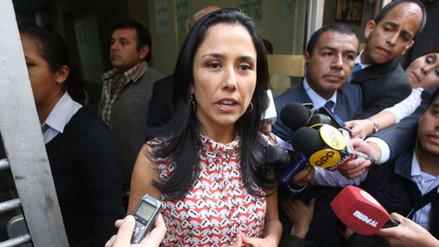 Nadine Heredia: peritos piden más tiempo para analizar agendas