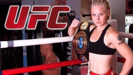 UFC: Valentina Shevchenko firmó con la compañía y debutará el 19 de diciembre