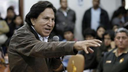 Toledo anuncia que irá sin alianzas a elecciones pero no descarta invitados