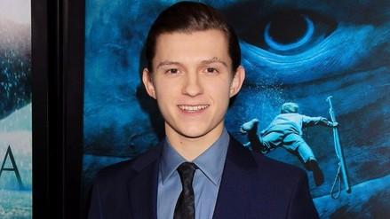 Tom Holland se enteró por Internet que sería el nuevo Spiderman