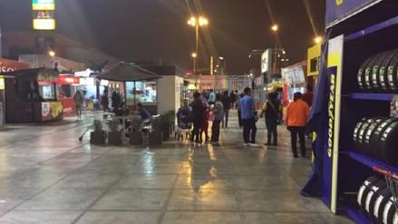 Delincuentes causaron temor en centro comercial Mega Plaza