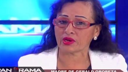 Pilar López: Voy a demostrar que soy digna de pertenecer al Apra
