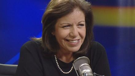 Lourdes Flores será candidata a primera vicepresidencia de Alan García