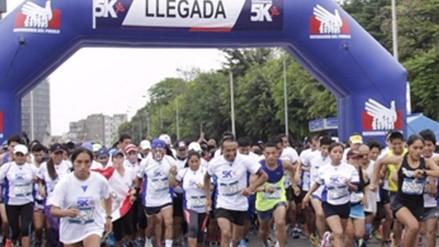Diez mil personas corrieron contra discriminación y racismo en Perú