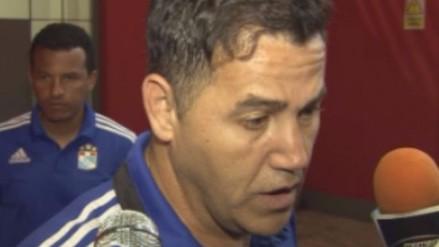 Sporting Cristal: Daniel Ahmed aseguró que serán campeones en Arequipa (VIDEO)