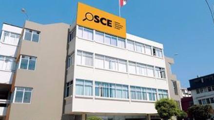 Osce: Estado realizó contrataciones por S/. 20,733 millones a octubre