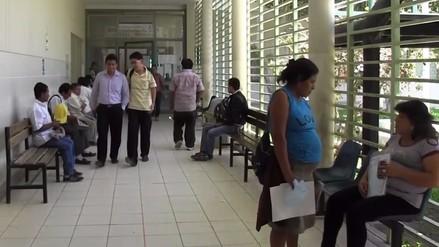 Médicos del Minsa acatan paro de 72 horas por pago de deuda