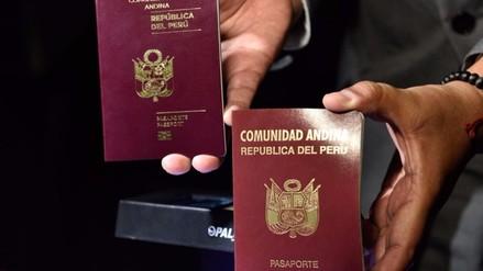 Visa Schengen: Unión Europea comprobó seguridad de pasaporte biométrico