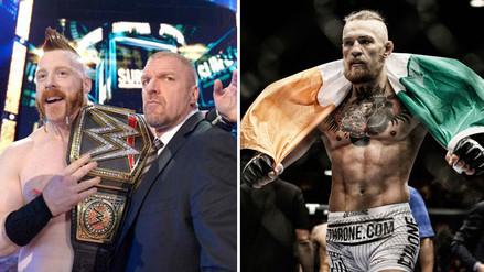 WWE y UFC: irlandeses dominan las compañías más prestigiosas de peleas (FOTOS)