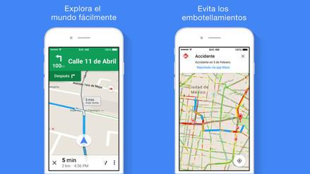 Google Maps para iOS ya permite navegación sin conexión a internet