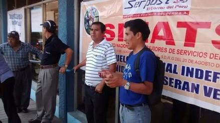 Trujillo: más de 10 toneladas de encomiendas acumuladas en SERPOST
