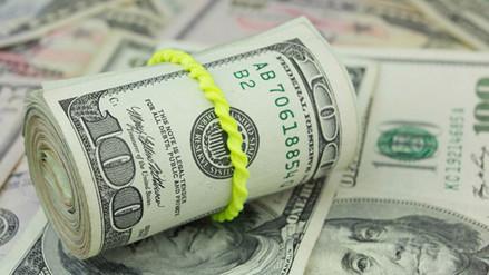 Tipo de cambio abrió la semana a la baja en S/.3.375