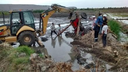 Agricultor muere aplastado por tractor en Dean Valdivia