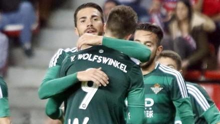 Real Betis empató 3-3 con Sporting de Gijón y avanzó en la Copa del Rey (VIDEO)