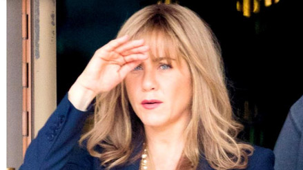 Jennifer Aniston se transforma para su nueva película