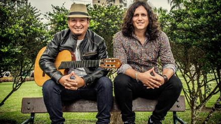 Gustavo Ratto y Diosdado Gaitán Castro juntos en concierto