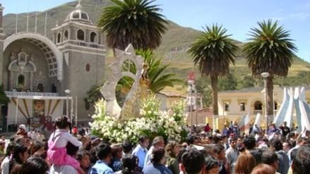 Otuzco: devotos participarán de misa y procesión de la Virgen de la Puerta