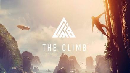 Escalando, un juego que utiliza la realidad virtual