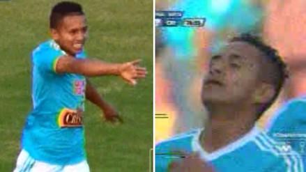 Melgar vs. Sporting Cristal: Edinson Chávez pasó de héroe a villano por esta jugada (VIDEO)