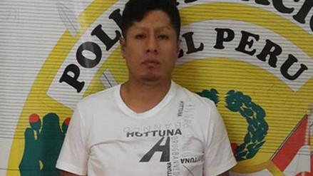 Tarma: capturan a mototaxista que violaba  a su propia  hija