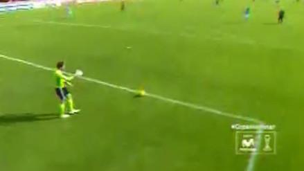 Melgar vs. Sporting Cristal: ¿Qué le dice la hinchada a Diego Penny cuando despeja?