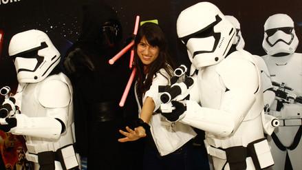 Star Wars VII: así se vive el estreno de la película en Lima