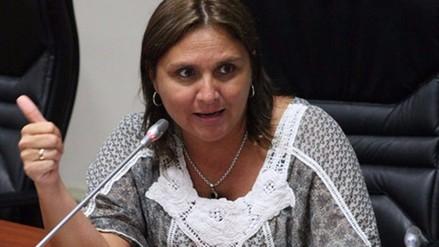Marisol Pérez Tello: No iré a la reelección en el Congreso