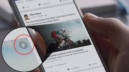 'Instan Articles' ya está disponible para Android a nivel mundial