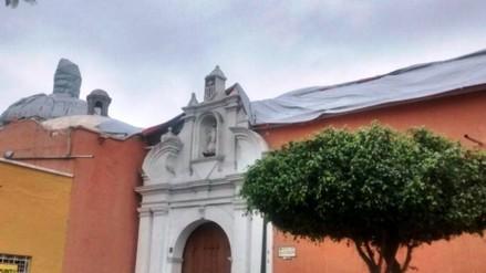 Trujillo: iglesias de centro histórico protegen sus techos ante llegada de lluvias